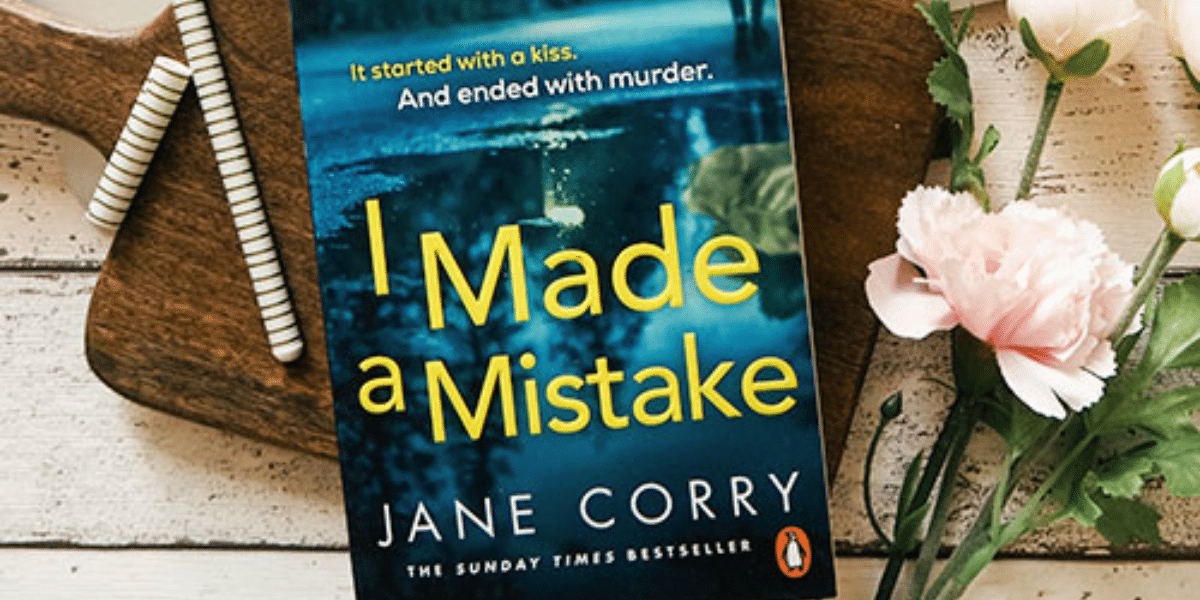 Jane Corry, I Made a Mistake